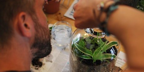 Terrarium 'Christmas Gifting' Workshop Special tickets