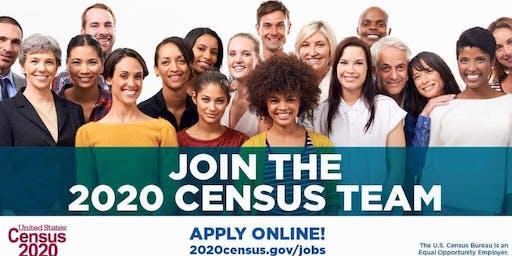 Public Service Career Job Fair and Applicant Event