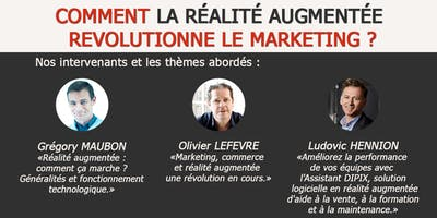 Comment la réalité augmentée révolutionne le marketing ?