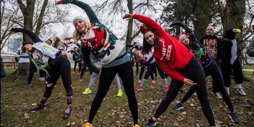 Rock Your Ugly Sweater YOGAHIKE (Beginner Level)