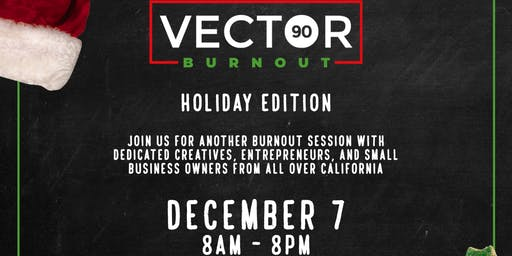 Vector90 Holiday Burnout