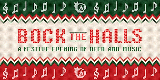 Bock the Halls featuring Dan Hubbard