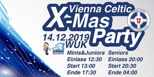 Vienna Celtic Christmas Dinner 2019