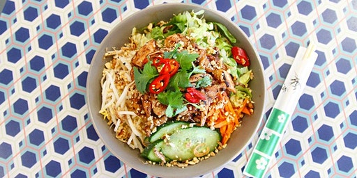 Vietnamese Street Food Lunch & Learn