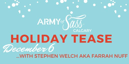 Army of Sass Holiday Teaser