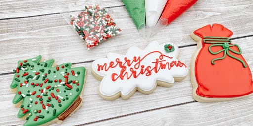Cookies for Santa - Cookie Decorating and Tray Workshop
