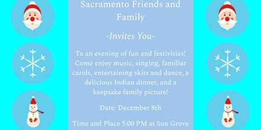 Friends and Family Sacramento - Christmas Program 2019