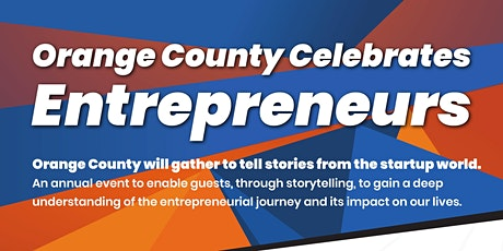 Orange County Celebrates Entrepreneurship tickets
