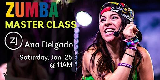 Zumba Master Class w/ ZJ Ana Delgado - St. Augustine, FL