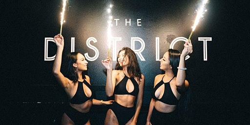District Fridays at The District Free Guestlist - 1/17/2020