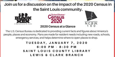 Impact of the 2020 Census on Saint Louis