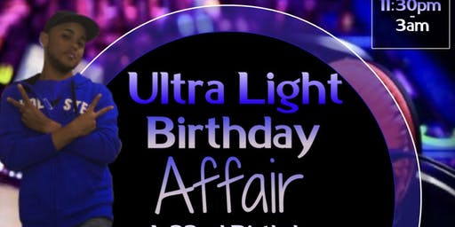 Ultra Light Birthday Affair