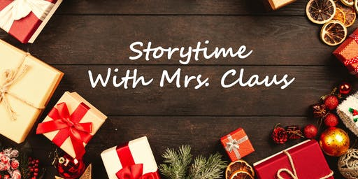 SOCO Holiday Storytime with Mrs. Claus