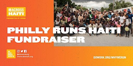 Philly Runs Haiti Fundraiser