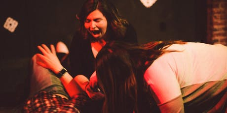 [Workshop] Dynamic Improv Shows with Casey Grambo tickets