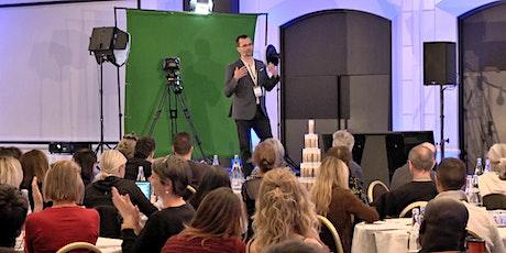 8 conférences inspirantes : un entrepreneur sain dans une entreprise saine billets
