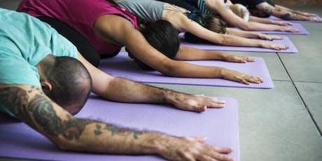 Therapeutic Yin Yang Yoga tickets