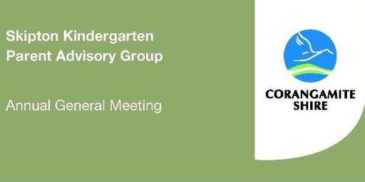 Skipton Kindergarten Parent Advisory Group AGM