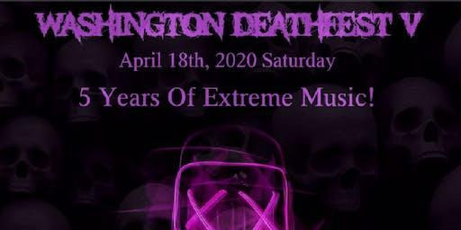 Washington Deathfest V