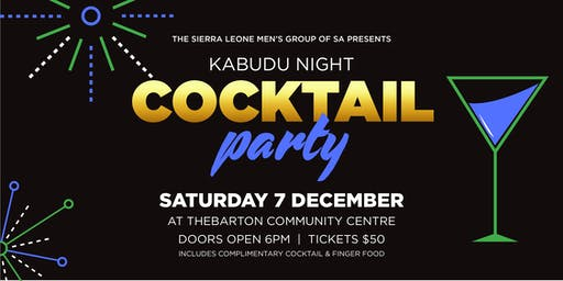 KABUDU NIGHT COCKTAIL PARTY