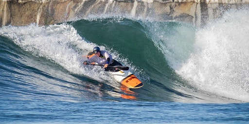Beginner & Intermediate Surf Kayaking with Teresa Rogerson and Laura Zulliger