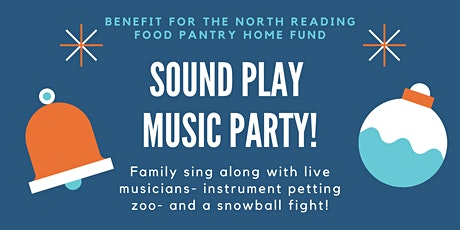 Sound Play Music Party! tickets