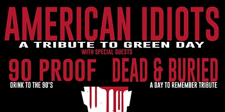 American Idiots (A Tribute to Green Day) tickets
