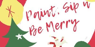 Christmas Paint n Sip