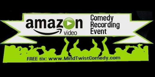 Amazon Live Recording !! Comedy Night!