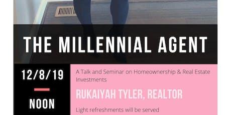 HeyNewFriends presents the Millennial Agent! tickets