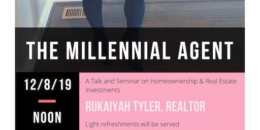 HeyNewFriends presents the Millennial Agent!