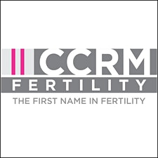 CCRM Fertility  logo