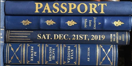 PASSPORT | a journey into music | SHH LOUNGE MIAMI BEACH | FREE ENTRY tickets