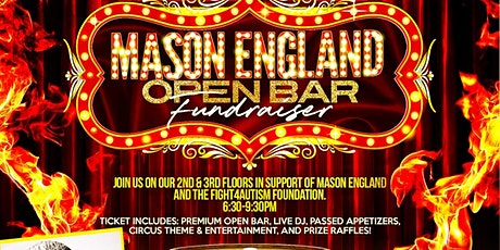 Fight 4 Autism 2020 - Mason England Fundraiser tickets