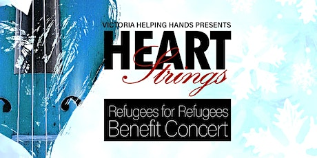 Heart Strings Refugees for Refugees Benefit Concert tickets