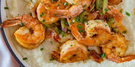 Southern Gulf Shrimp & Grits Cooking Class