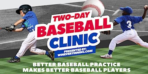 2-Day Winter Baseball Clinic
