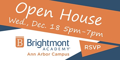 Brightmont Academy - Ann Arbor Open House