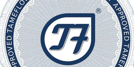 MT - MASTER THROUGHPUT - Québec (Certified Tameflow Kanban Training)  billets