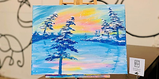 THINGS TO DO -PAINT & SIP: MORNING GLOW