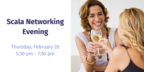 Scala Networking Evening tickets