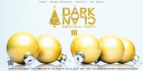 The Dark Clan Fight Lab Christmas Party 3! tickets