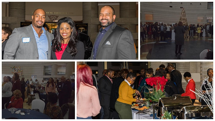 Detroit Black Professionals 9th Annual Holiday Mixer image