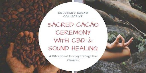 Cacao and Sound Ceremony