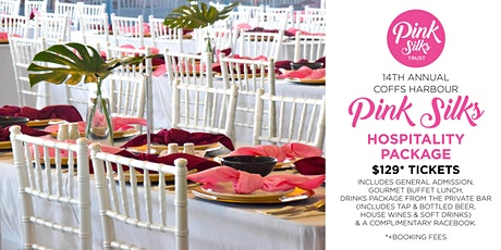 Pink Silks Annual Race Day Lunch tickets