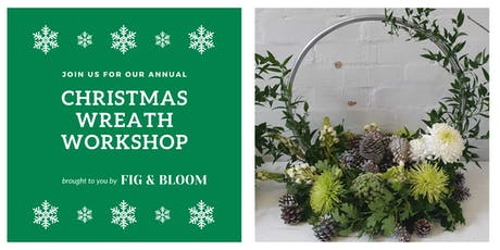 Learn How to Make This Stunning Christmas Table Decoration (Melbourne) tickets