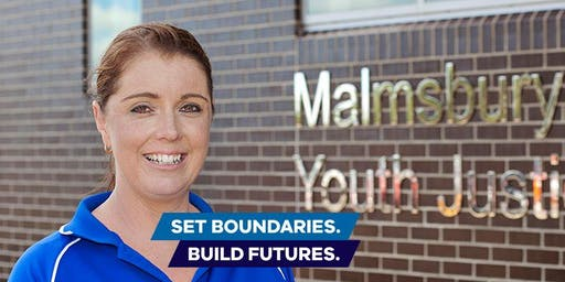 Start a new career as a youth justice worker at Malmsbury. Free info session - Melton