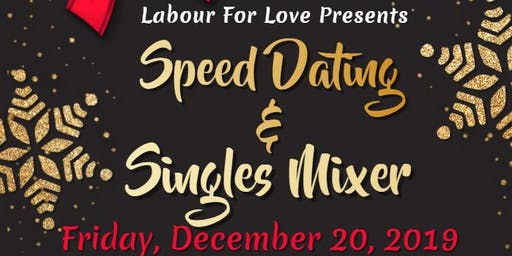 Speed Dating & Singles Mixer