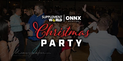 Supplement World 3rd Annual Christmas Party