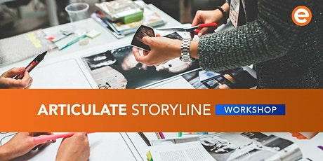 2020 Articulate Storyline Course - Melbourne October Intake tickets